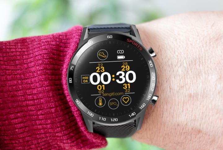 Fit Watch FT3R: que no se te pase     ninguna notificación.