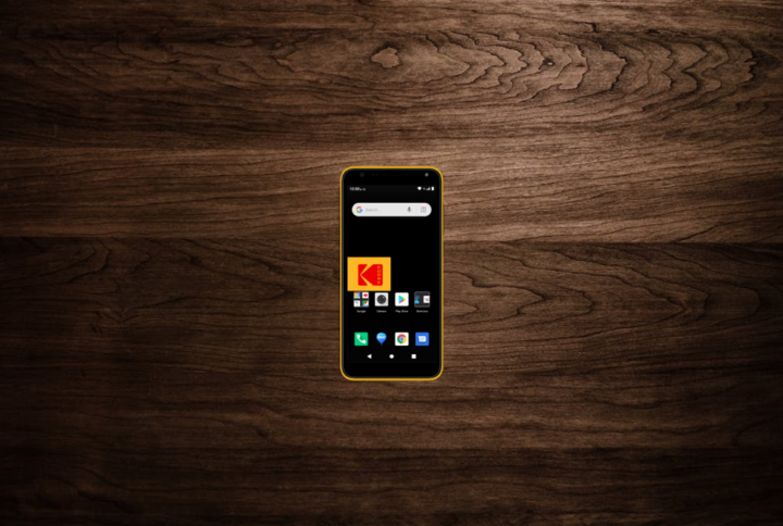 Conoce la tecnología del nuevo celular Kodak SEREN KD50